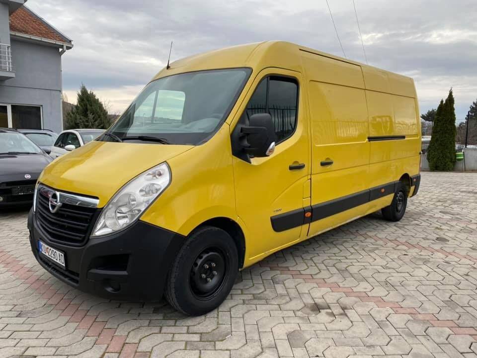 Opel Movano 2.3 CDTi
