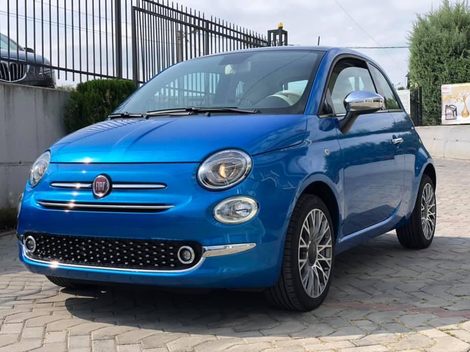 Fiat 500 Mirror 1.2i