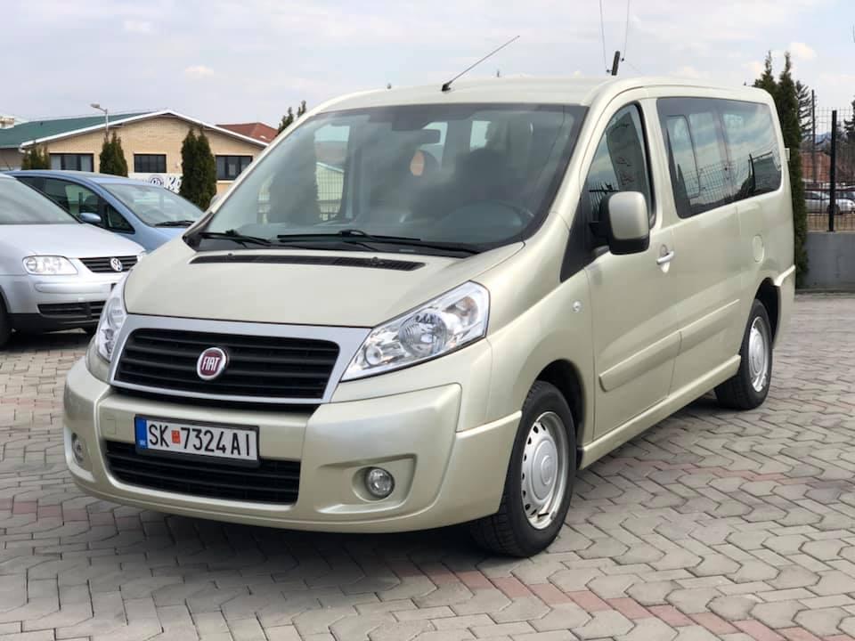 Fiat SCUDO 2.0 MultiJET