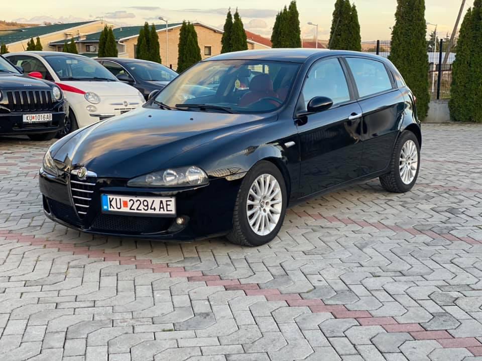 Alfa Romeo 147 1.9 JTDm