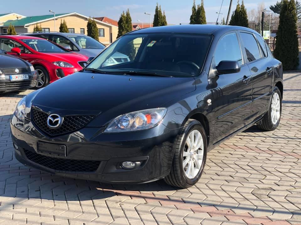 Mazda 3 1.6 VVTi DOHC