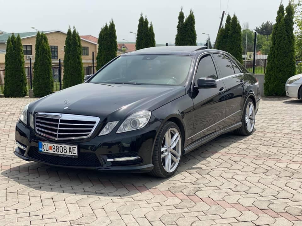 Mercedes Benz E250 CDI AMG